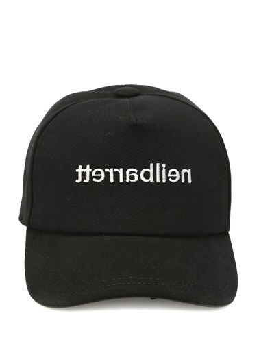 Neil Barrett Şapka Siyah